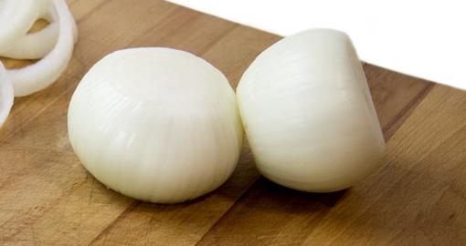 Cebolla pelada entera